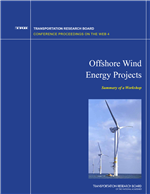 Cover of Offshore Wind Energy Projects: Summary of a Workshop