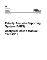 Fatality Analysis Reporting System (FARS)