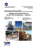 Geotechnical Engineering Circular No  12–Volume I Design and