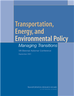 Cover of TOWARD ZERO EMISSIONS FOR TRANSPORTATION USING FOSSIL FUELS