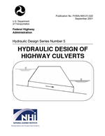 Cover of HYDRAULIC DESIGN OF HIGHWAY CULVERTS, SECOND EDITION
