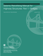 Cover of Seismic Retrofitting Manual for Highway Structures: Part 1 - Bridges
