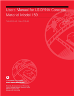 Users Manual for LS-DYNA Concrete Material Model 159
